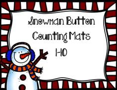 Snowman+Button+Counting+Mats+from+Perfectly+Preschool+on+TeachersNotebook.com+-++(6+pages)++-+Numbers+1-10.+Place+that+many+buttons+on+each+snowman!