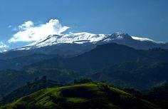 Nevados. Manizales, Colombia