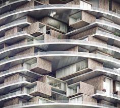 farmanieh residential concept by ZAAD studio & marz design