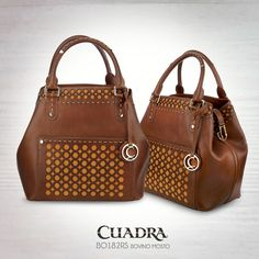 Resalta tu look con un bolso #CUADRA #Bolsa #Bag #Leather #Moda #FashionStyle #Style