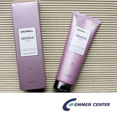 Kerasilk Color Cleansing Conditioner  Bei der rosa Tube handelt es sich um eine Haarspülung, die sanft reinigt und gleichzeitigt pflegt. In nur einem Schritt wird der Farbverlust eurer colorierten Haare verringert und gleichzeitig bleiben sie samtweich. Zu kaufen bei Bucher Hair&Style im Emmen Center. Mehr dazu unter http://www.shopping-erleben.ch/blog/wann-habt-ihr-euch-das-letzte-mal-eure-haare-verliebt
