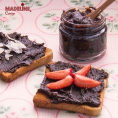 Nutella de migdale / Almond Nutella - Madeline's Cuisine