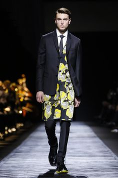 Dior Homme Menswear Fall Winter 2015 Paris - NOWFASHION