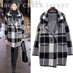 Today's Hot Pick :Pocketed Checkered Jacket http://fashionstylep.com/SFSELFAA0004787/dalphinsen1/out High quality Korean fashion direct from our design studio in South Korea! We offer competitive pricing and guaranteed quality products. If you have any questions about sizing feel free to contact us any time and we can provide detailed measurements.