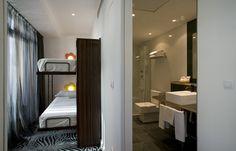 chambre d'hôtels sur la Gran Vía