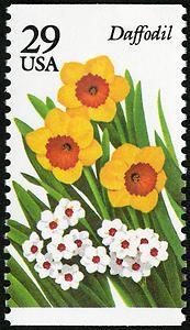 29c Daffodil single