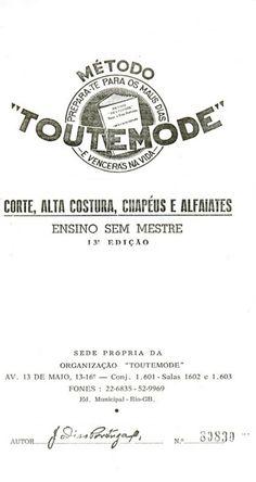 Método de corte e costura sem mestre   Toutemode ( clicar com o mouse lado direito e na barra que abre marcar uma página)