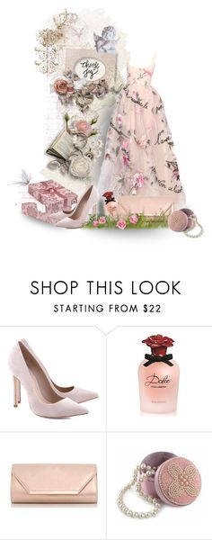 """""""Toujours Versailles"""" by signorinapersonalshopper ❤ liked on Polyvore featuring Schutz, Dolce&Gabbana and Dorothy Perkins"""