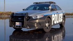 Cop for a Day in a 2013 Ford Interceptor Police Car - Wide Open Throttle...