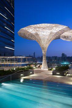 Rosewood Abu Dhabi Luxury Hotel- Via ~LadyLuxury~