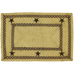 Check out the deal on Texas Star Brown Rectangle Braided Jute Rug - 8'x10' at Primitive Home Decors