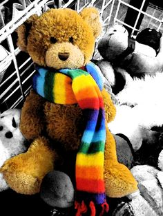 Comforting Rainbow