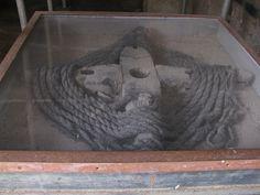 Herculaneum, carbonized rope