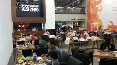 Doppio Zero Egypt: Bustling and beautiful. Egypt, Zero, Conference Room, Restaurant, Table, Beautiful, Home Decor, Decoration Home, Room Decor