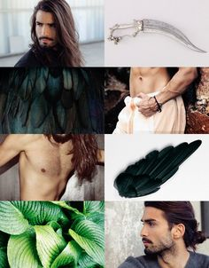 Guild Hunter Aesthetic – Jason of Raphael's Seven