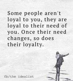 So True Loyalty And True Friendship Quote