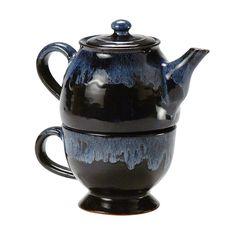 Tea For One Teapot Set - Ten Thousand Villages