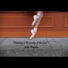 dance...poetry
