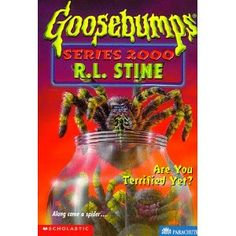 Are You Terrified Yet? (Goosebumps Series 2000, No. 9)