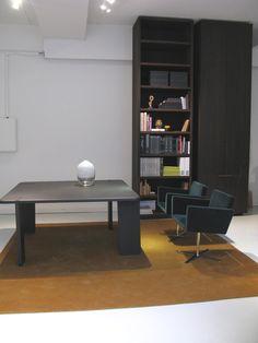 #bruut #square #seat #crystal #custom #cabinets for #OZbabylone paris #design by Ruud van Oosterhout rvodesign.com #bruutdesign #interiordesign #furniture #table