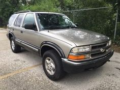 2000 Chevrolet Blazer - item condition used for sale is my 2000 chevy blazer…