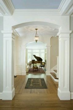 Always been a dream of mine to have a room just for a steinway... Beautiful