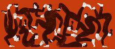 Danza : Isidro Ferrer