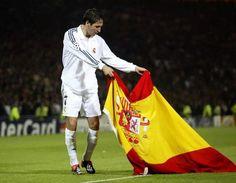 Raúl González Blanco Real Madrid Spain