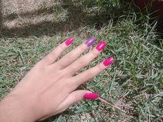 Essa e as minhas unhas