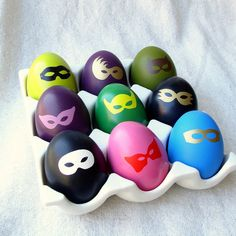 Perfect boyfriend gift, could do them with Ninja Turtle Masks.