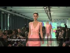 Watch the Christopher Kane catwalk show for spring/summer 2013.