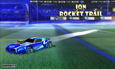 Titanium White ION Rocket Trail Titanium White, Car Ins, Trail