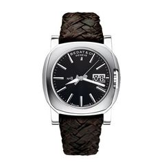 Image of Bedat & Co Black Tang Watch