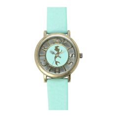 디즈니 인어공주 시계 Disney The Little Mermaid Kiss The Girl Mint Watch #watch #disney  ₩30,100