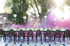 WedLuxe: Dreaming of Oz - Inspired by Cinema