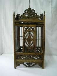 antique bird cages - Google Search