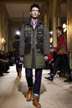 Instagram - Junya Watanabe Man @ Paris Menswear A/W 2014 - SHOWstudio - The Home of Fashion Film