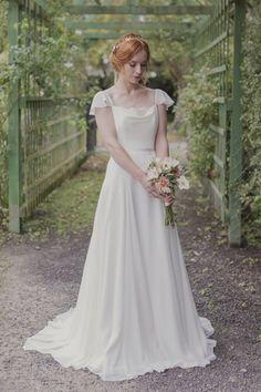 Jeanette Johanna Hehir wedding dress