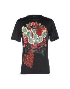 Dolce & Gabbana Футболка Для Мужчин - Футболки Dolce & Gabbana на YOOX - 37965531MT