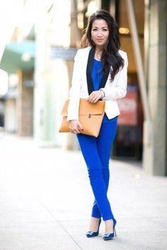 8a97bf421964 Blue Paradise    Tailored blazer Top    A. blazer