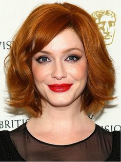 10 Fall Hairstyles That Look Gorgeous on Everyone | iVillage.ca  ~ Volumized Bob
