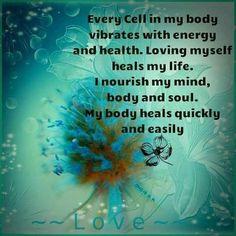 Healing, nourish the mind, body & soul. #vibrationalenergyhealing at http://priscillaparham.com