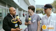 Wonder Con 2012 – Interview With Writers Joe Hill & Jason Ciaramella by @griffinde
