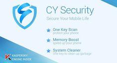 CY Security antivirus gratis para móvil