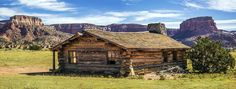 https://flic.kr/p/NTCGgf | Ghost Ranch Cabin, Abiquiu, New Mexico.