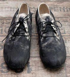 stilecht - mode für frauen mit format... - rundholz - Schuhe Jacquard black painted - Sommer 2013