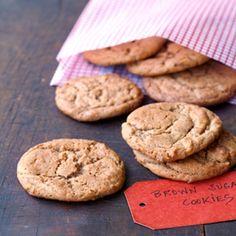 Brown Sugar Cookies Recipe - Epicurious & ZipList