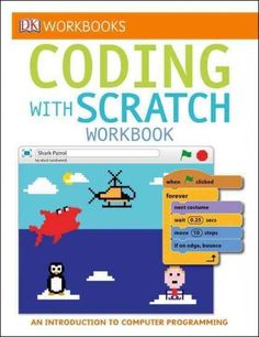 Help kids learn to code with DK Workbooks: Coding with Scratch . Computer coding is quickly becoming a necessary and sought-after skill. It is being incorporated into curriculum, beginning as early as