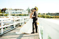 vancouver-yacht-club-wedding-beach-chic Vancouver Wedding Venue, Wedding Venues, Wedding Photos, Beach Chic Weddings, Luxury Yachts, Yacht Club, Dream Wedding, Wedding Beach, Reception