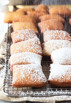 "There's nothing more sweet and iconic in New Orleans' French Quarter like a fresh batch of beignets (""ben-yays""). The timeless dessert is a highly recommended staple that both locals and tourists cannot resist. If you love beignets, then here's an authentic recipe from the Big Easy just for you!"